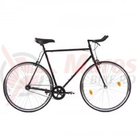 Bicicleta Pegas Clasic 2S Bullhorn B neagra