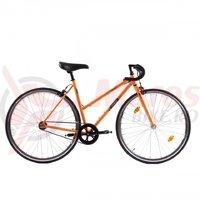 Bicicleta Pegas Clasic 2S Drop F portocalie