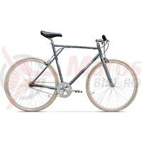 Bicicleta Pegas Clasic B 3 viteze gri spatial