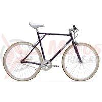 Bicicleta Pegas Clasic B 3 viteze mov vanata