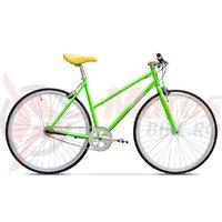 Bicicleta Pegas Clasic F 3 viteze verde neon