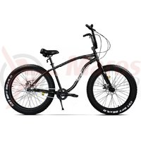 Bicicleta Pegas Cutezator EV 3S negru stelar