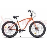 Bicicleta Pegas Cutezator EV 3S portocaliu cupru