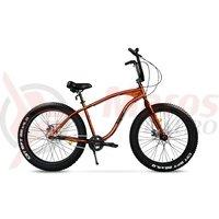 Bicicleta Pegas Cutezator Eolution portocaliu cupru