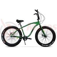 Bicicleta Pegas Cutezator Eolution verde smarald
