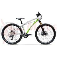 Bicicleta Pegas Drumet 27.5 3x8v alb perlat