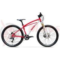 Bicicleta Pegas Drumet 27.5 3x8v rosu mat
