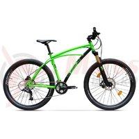 Bicicleta Pegas Drumet 27.5 3x8v verde neon