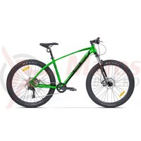 Bicicleta Pegas Drumuri Grele Pro 27.5+ verde neon