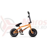 Bicicleta Pegas Hai Hui portocaliu neon