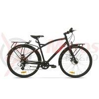 Bicicleta Pegas Hoinar 8S negru stelar