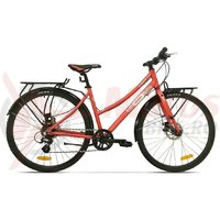 Bicicleta Pegas Hoinar 8S roz mat