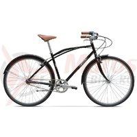 Bicicleta Pegas Magistral 3 viteze negru stelar