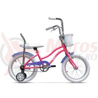 Bicicleta Pegas Mezin F 16