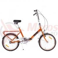 Bicicleta Pegas Practic Retro aluminiu cupru nefiltrat
