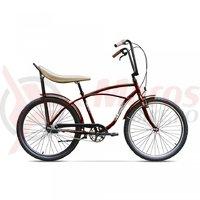 Bicicleta Pegas Strada 1 3S visiniu cochet