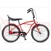 Bicicleta Pegas Strada 1 otel 2S rosu dictator