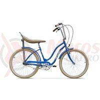 Bicicleta Pegas Strada 2 3 viteze albastru azur