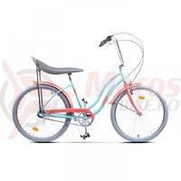 Bicicleta Pegas Strada 2 3S turcoaz mofturos
