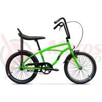 Bicicleta Pegas Strada Mini 1 viteza verde neon 2017