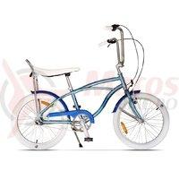 Bicicleta Pegas Strada Mini 3 viteze bleu arctic 2017