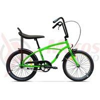 Bicicleta Pegas Strada Mini 3 viteze verde neon 2017