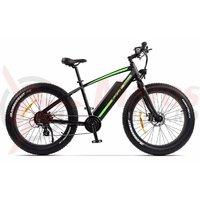 Bicicleta Pegas Suprem Dinamic E-Bike negru mat