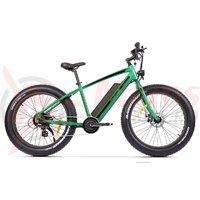 Bicicleta Pegas Suprem Dinamic E-Bike verde smarald