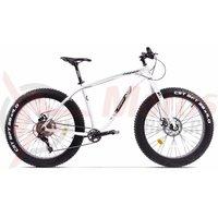 Bicicleta Pegas Suprem FX 17' alb perlat