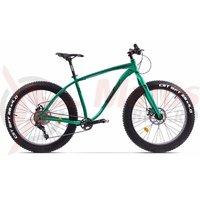 Bicicleta Pegas Suprem FX 17' verde smarald
