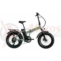 Bicicleta Pliabila FAT e-Big WAYEL E-BIKE 20x4