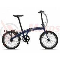 Bicicleta pliabila Sprint Tour 20 Nexus 3 albastra 2021