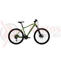 Bicicleta Riddle M3.7 verde 2019