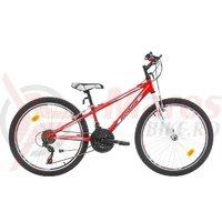 Bicicleta Robike Casper 24 rosie 2017