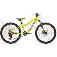 Bicicleta Rock Machine Storm 24 MD Galben/Gri 12