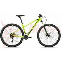Bicicleta Rock Machine Torrent 20-29 29 Galben Fluo/Negru/Albastru