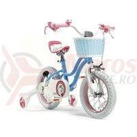 Bicicleta RoyalBaby Star Girl 12