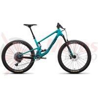Bicicleta Santa Cruz 5010 4 CS 27DI Loosely Blue