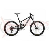 Bicicleta Santa Cruz Nomad 4 Carbon R Kit black white