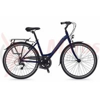 Bicicleta Shockblaze Emotion 6v Lady navy pearl