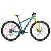 Bicicleta Shockblaze R6 29 albastra 2016