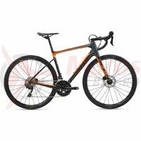 Bicicleta Sosea GIANT Defy Advanced 2 28'' Gunmetal Black 2020