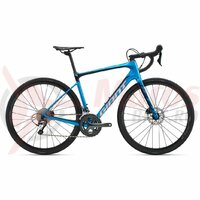 Bicicleta Sosea GIANT Defy Advanced 3 HRD 28'' Metallic Blue 2020