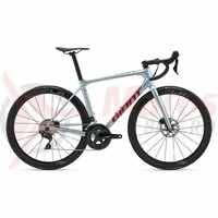 Bicicleta Sosea GIANT TCR Advanced PRO 3 Disc 28'' Glacier Silver 2020
