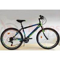 Bicicleta Sprint Active 26 furca rigida Negru mat 2021