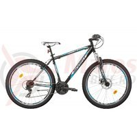 Bicicleta Sprint Active 29 negru lucios 2017