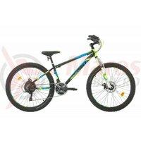 Bicicleta Sprint Active DD 26 negru mat 2020