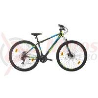 Bicicleta Sprint Active DD 29 negru mat 2020