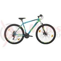 Bicicleta Sprint Active DD 29 turcoaz lucios 2020