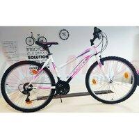 Bicicleta Sprint Active Lady 26 2021, alb mat